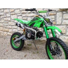 dirt bike 125cc 17/14