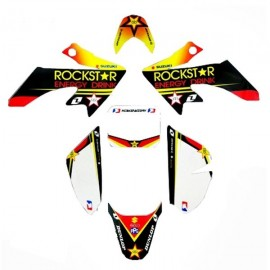 Kit déco Dirt bike CRF-50 ROCKSTAR