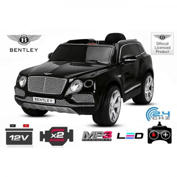 voiture lectrique bentley bentayga 12v t l commande pi ces quad dirt. Black Bedroom Furniture Sets. Home Design Ideas