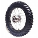 "Roue 16"" arrière axe 15 mm DIRT BIKE ORION AGB30"
