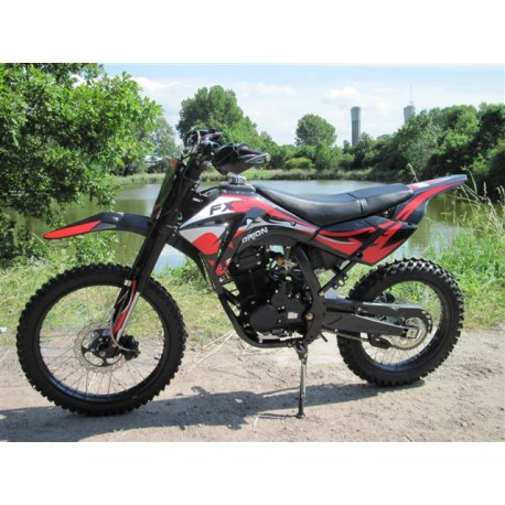 Dirt bike 250 cc Apollo orion AGB 38