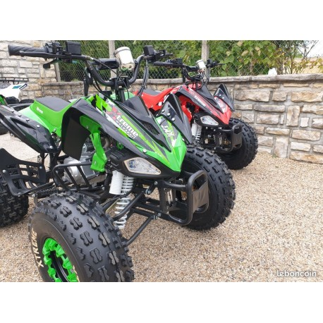 Quad ado carbone 125cc version luxe